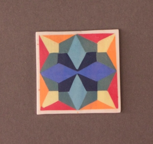 Business Card Tile