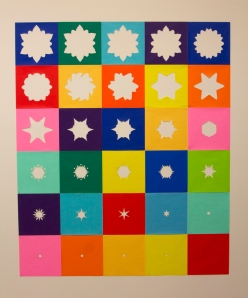 Laser Cut Origami Paper Expanded
